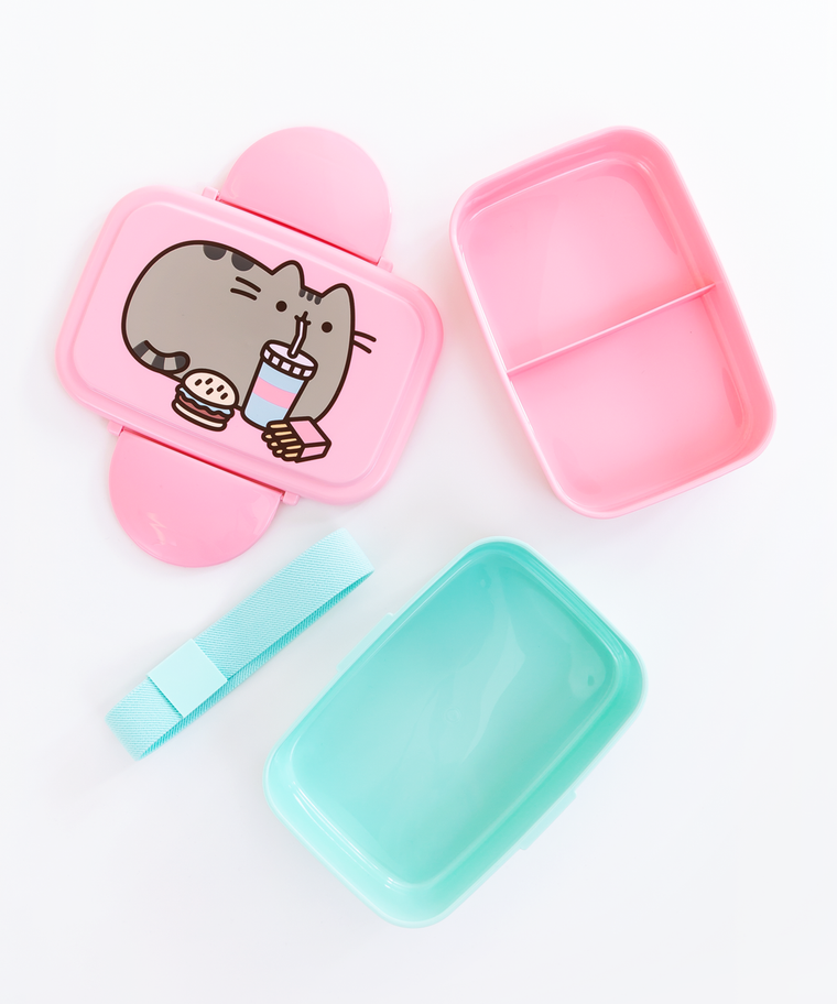 Pusheen Fast Food Bento Box