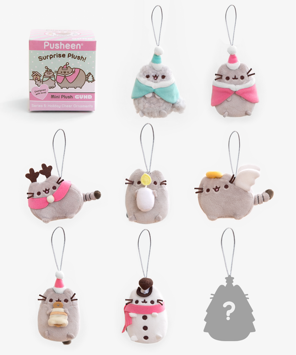 Pusheen Surprise Plush Blind Box - Holiday Cheer