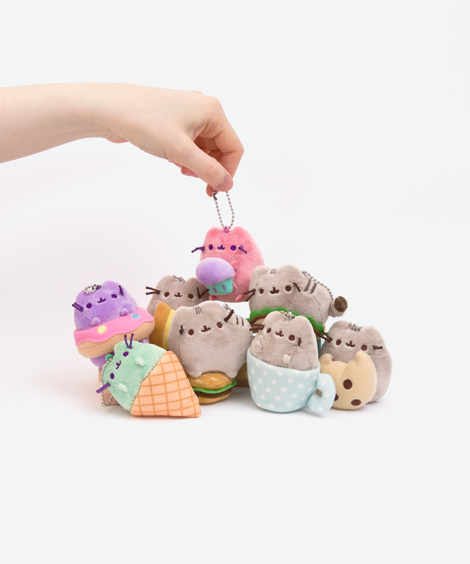 Pusheen Surprise Plush Blind Box - Snack Time
