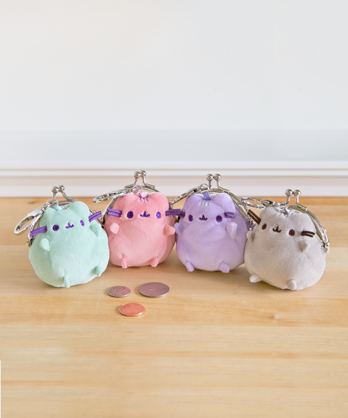 Pusheen plush mini coin purse
