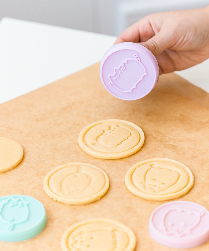 Pusheen Cookie Stamp Kit