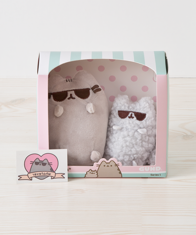 Sunglasses Pusheen and Stormy Collector Set