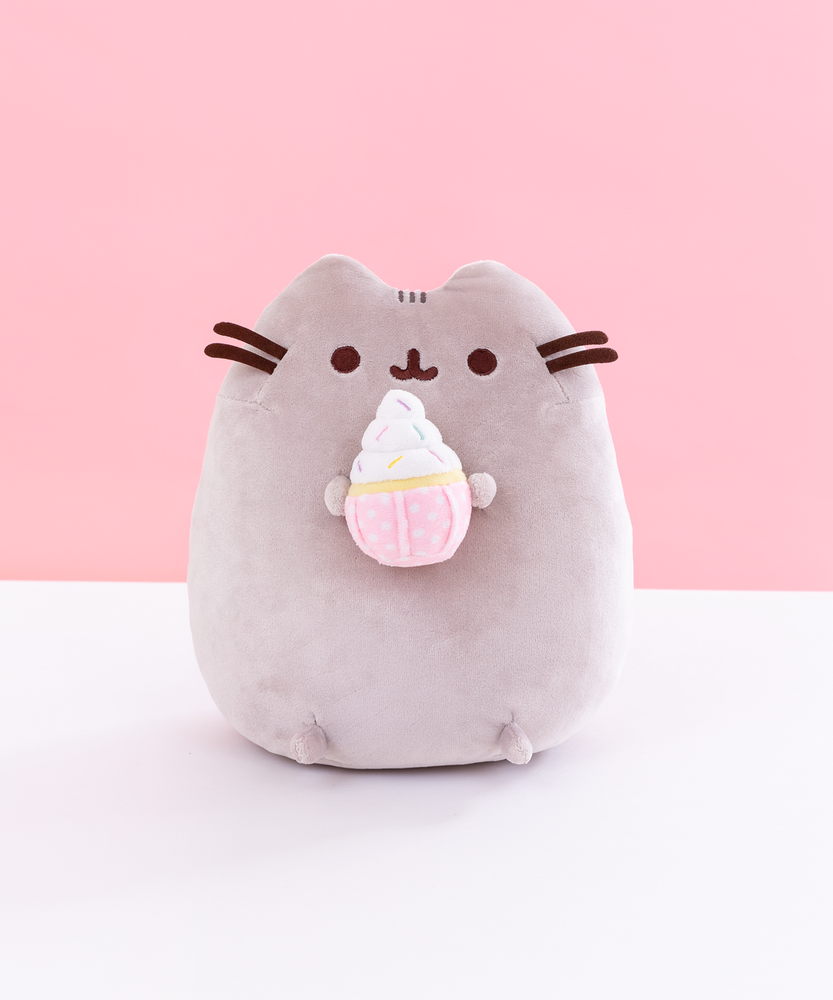 Cupcake Pusheen Plush