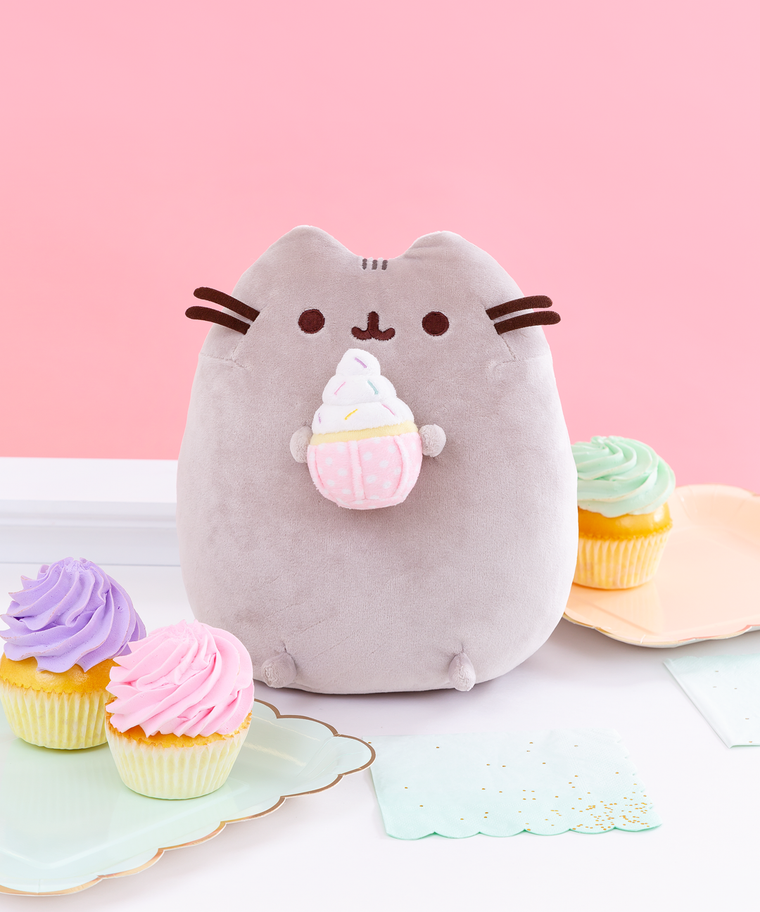 Cupcake Pusheen Plush Toy
