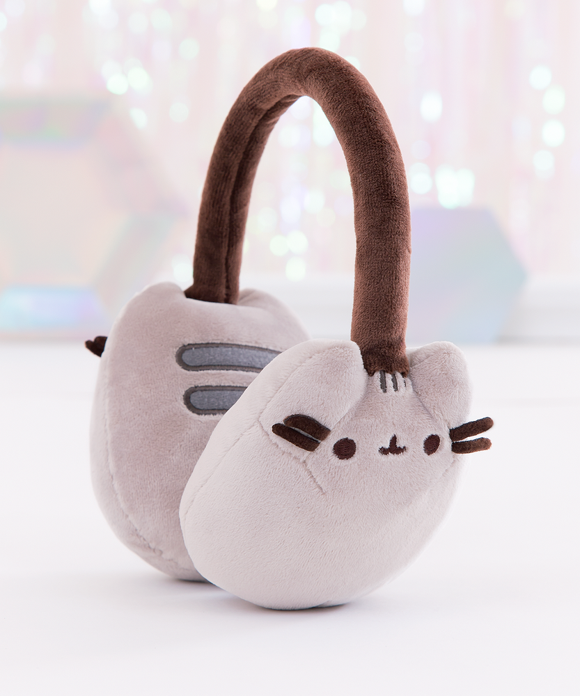 Pusheen Plush Earmuffs