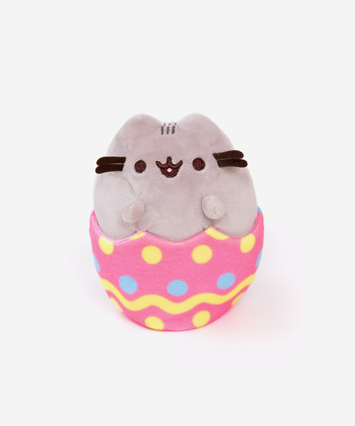 Easter Egg Pusheen mini plush