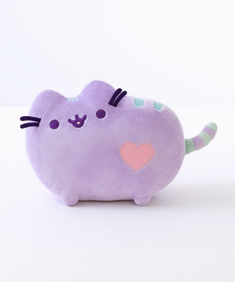 Pastel Pusheen Plush Toy in Lilac