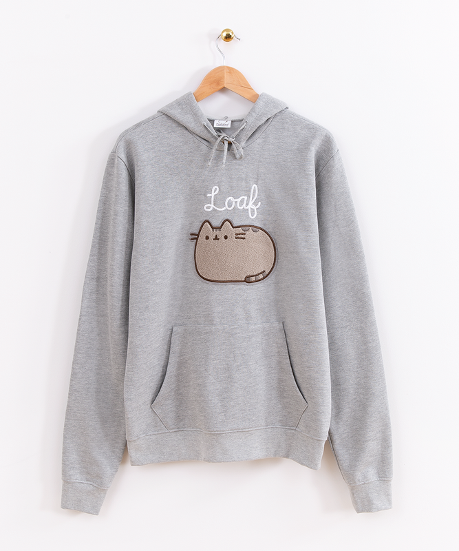 Loaf Pusheen Unisex Fitted Hoodie