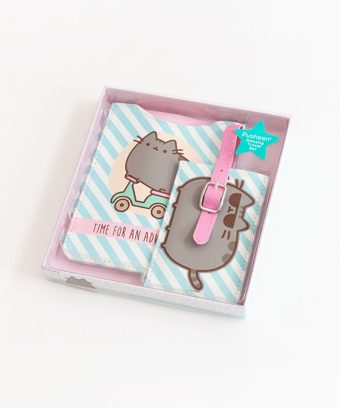 Pusheen Travel Set