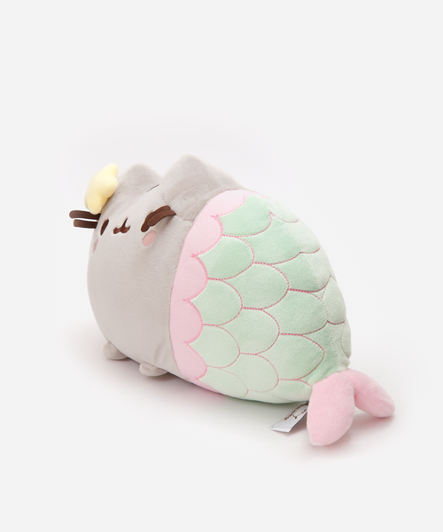 Mermaid Pusheen plush toy