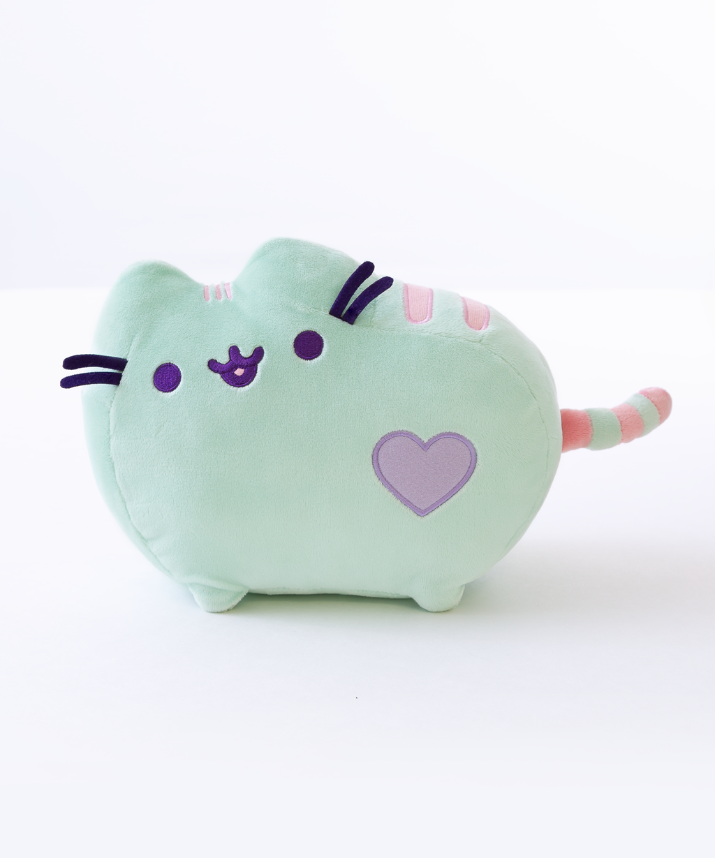 Pastel Plush in Mint