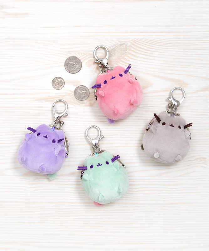 af31b7d0798 Pusheen Plush Mini Coin Purse