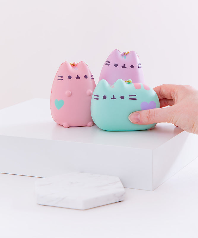 Mint Pastel Pusheen Squishy Pusheen Shop