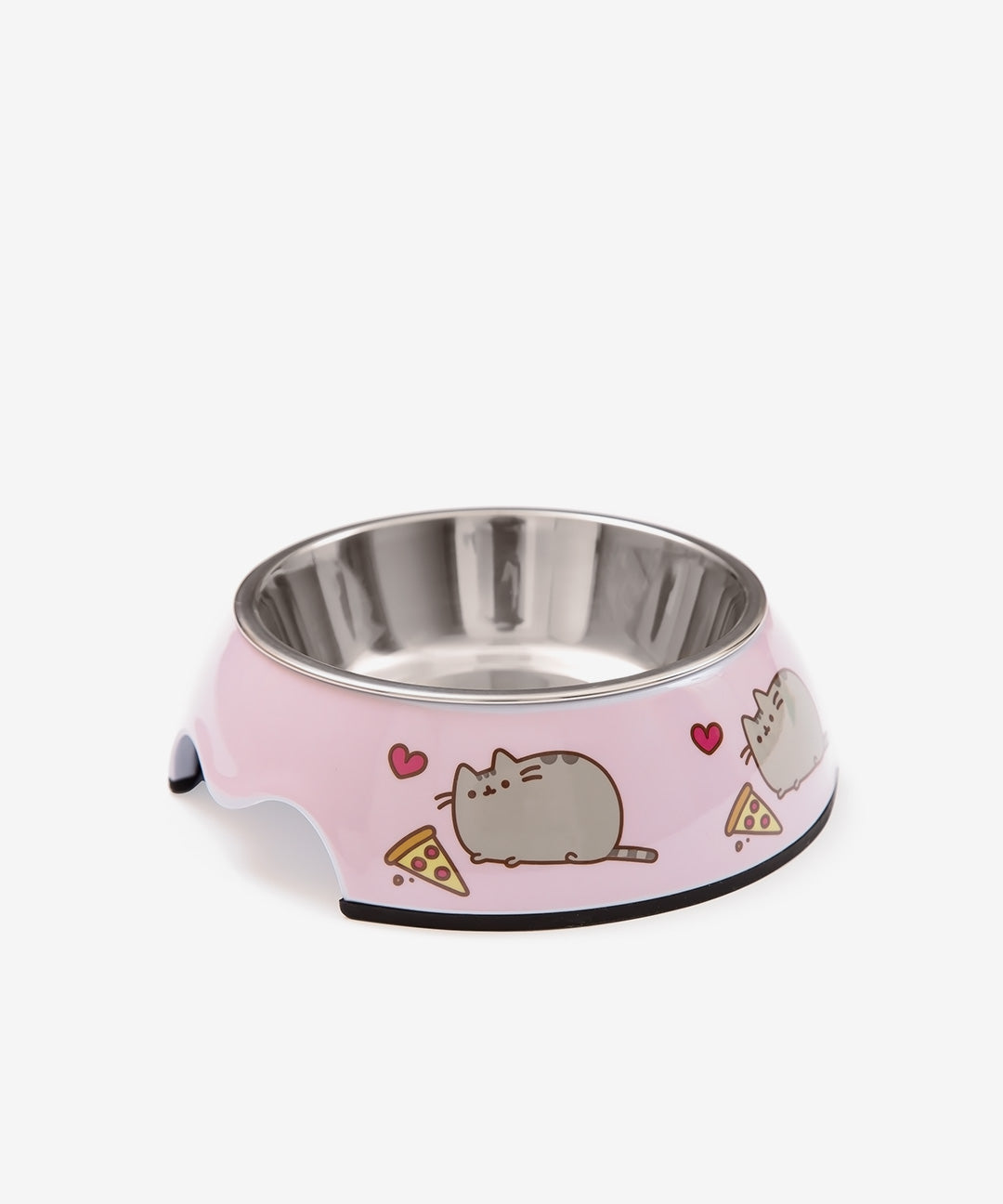 Pusheen Pizza Pet Food Bowl