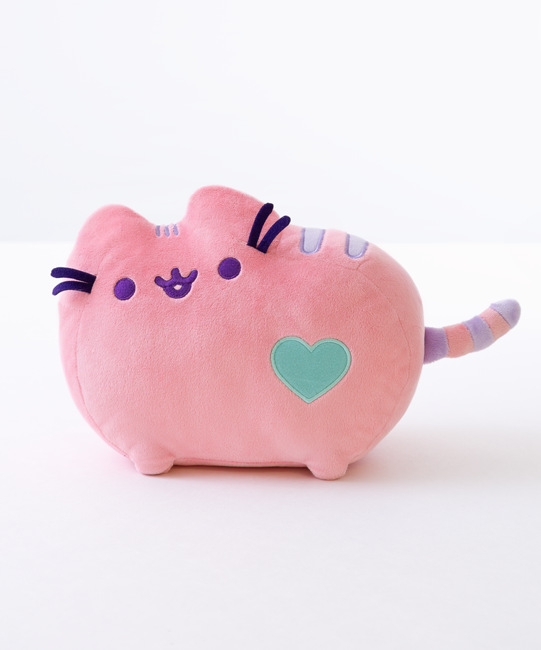 Pastel Pusheen Plush Toy in Pink