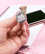 Pizza Pusheen Earphones