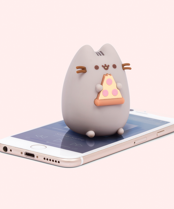 Pizza Pusheen Mini Speaker