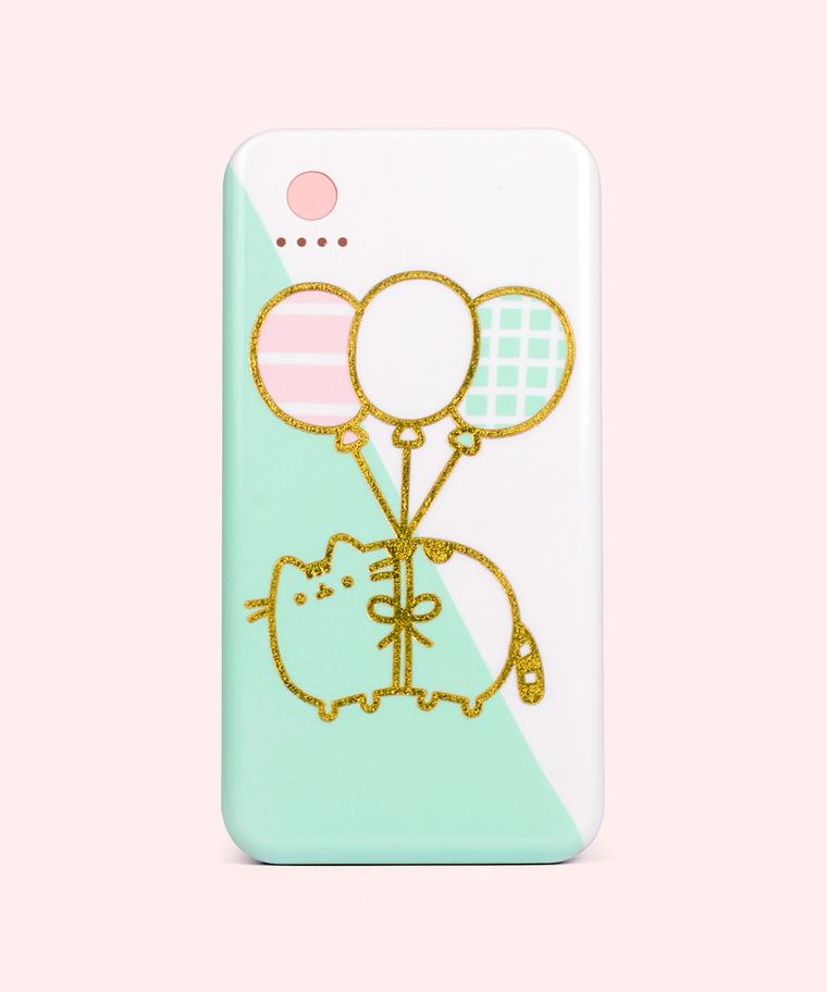 Balloon Pusheen Powerbank