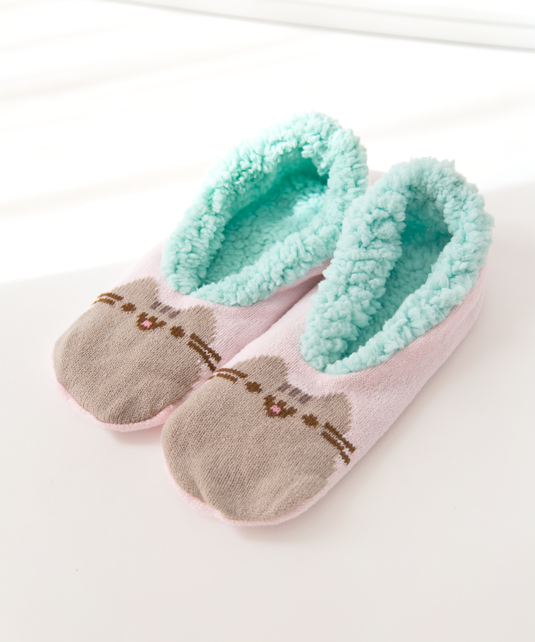 Pusheen Slipper Socks