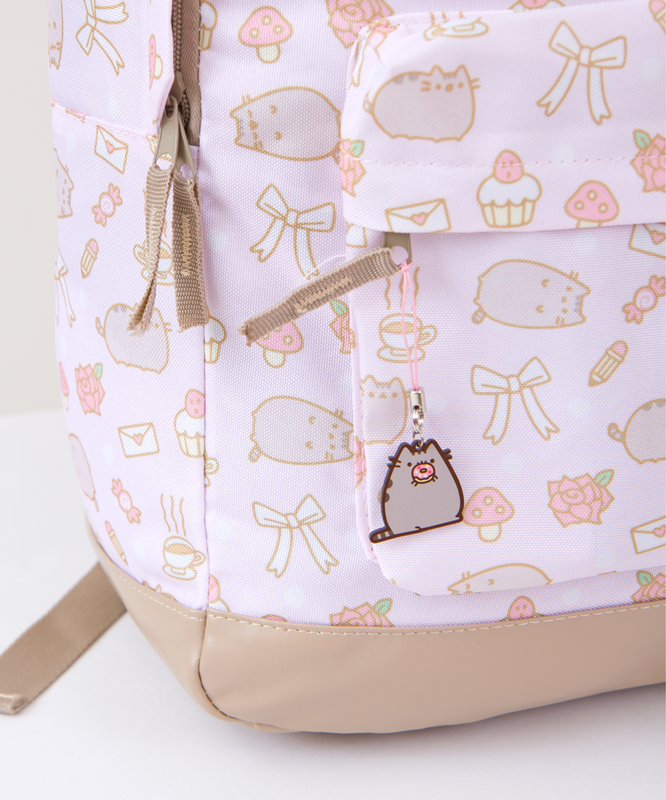 Pusheen Pink Backpack