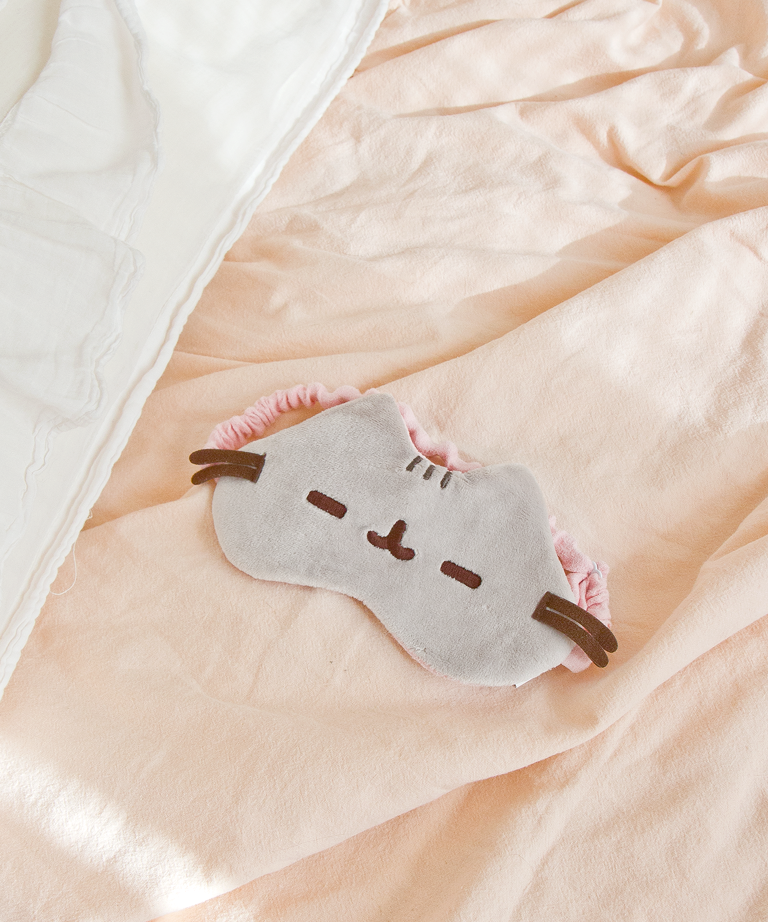 Pusheen Cozy Sleep Mask