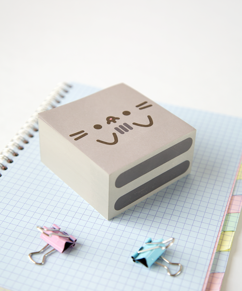 Pusheen Sticky Note Cube