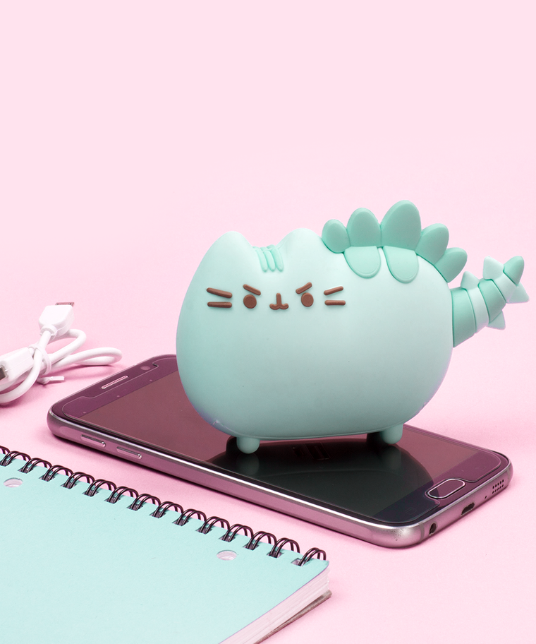 Pusheenosaurus Powerbank