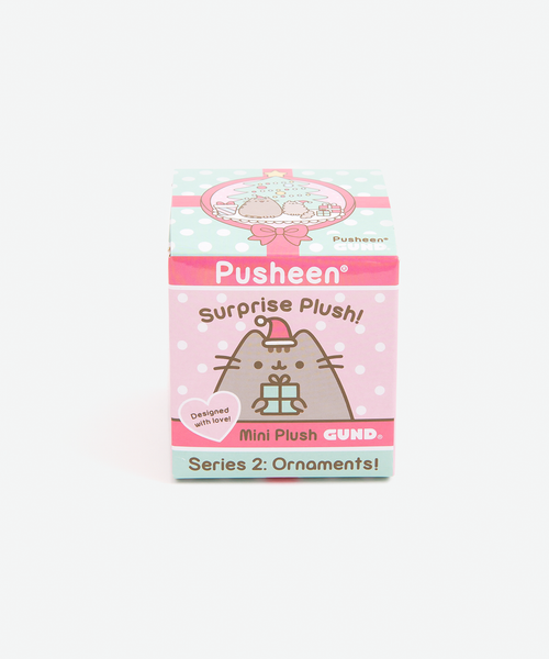 Pusheen Surprise Plush Blind Box - Ornaments