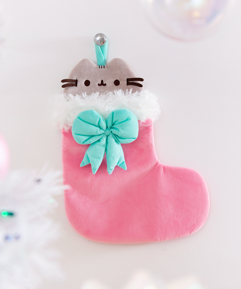 Pusheen Plush Stocking
