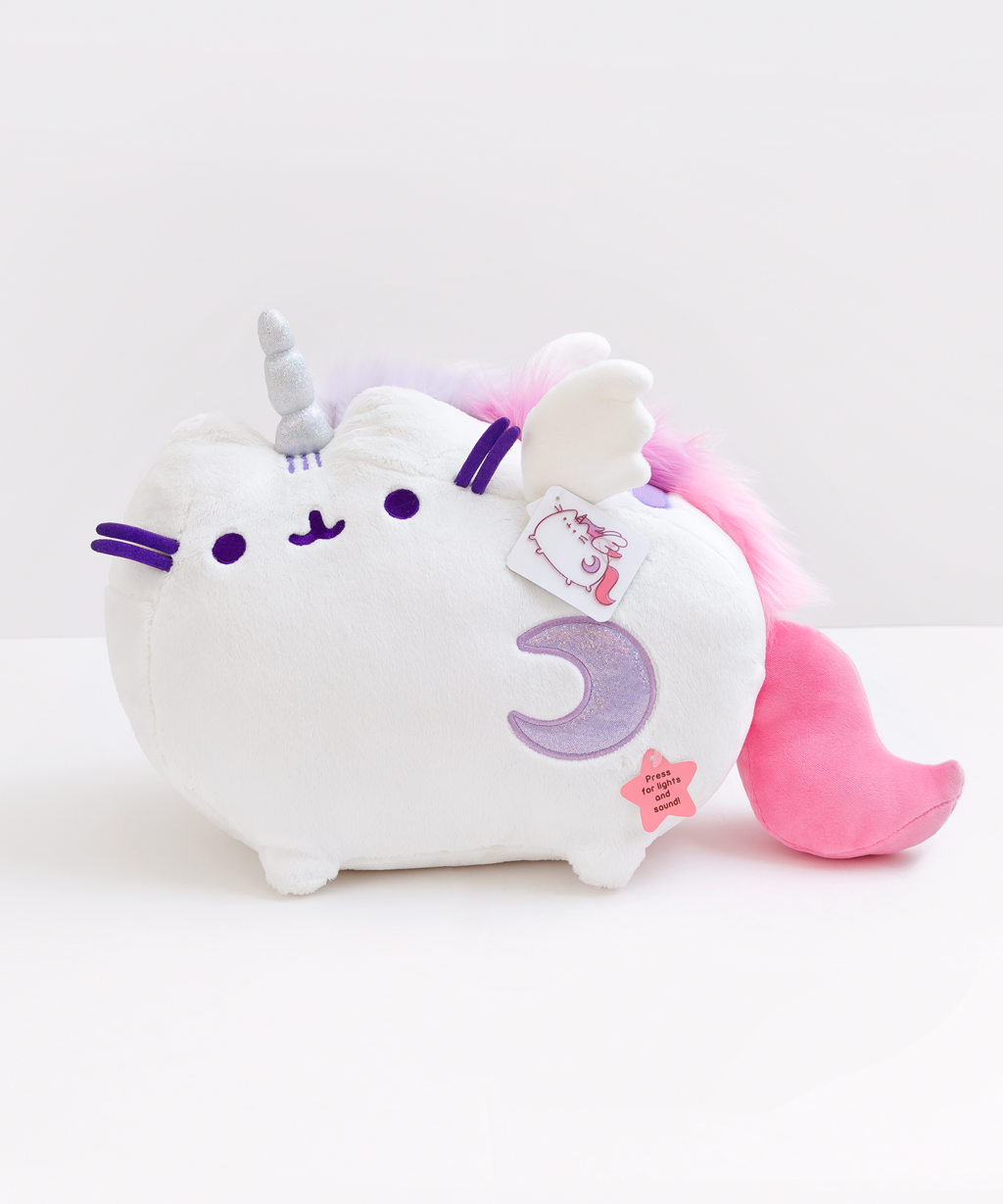 Super Pusheenicorn Musical Plush Toy