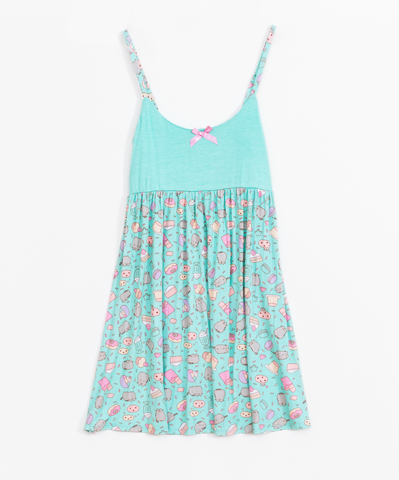 Pusheen Sweets Nightdress