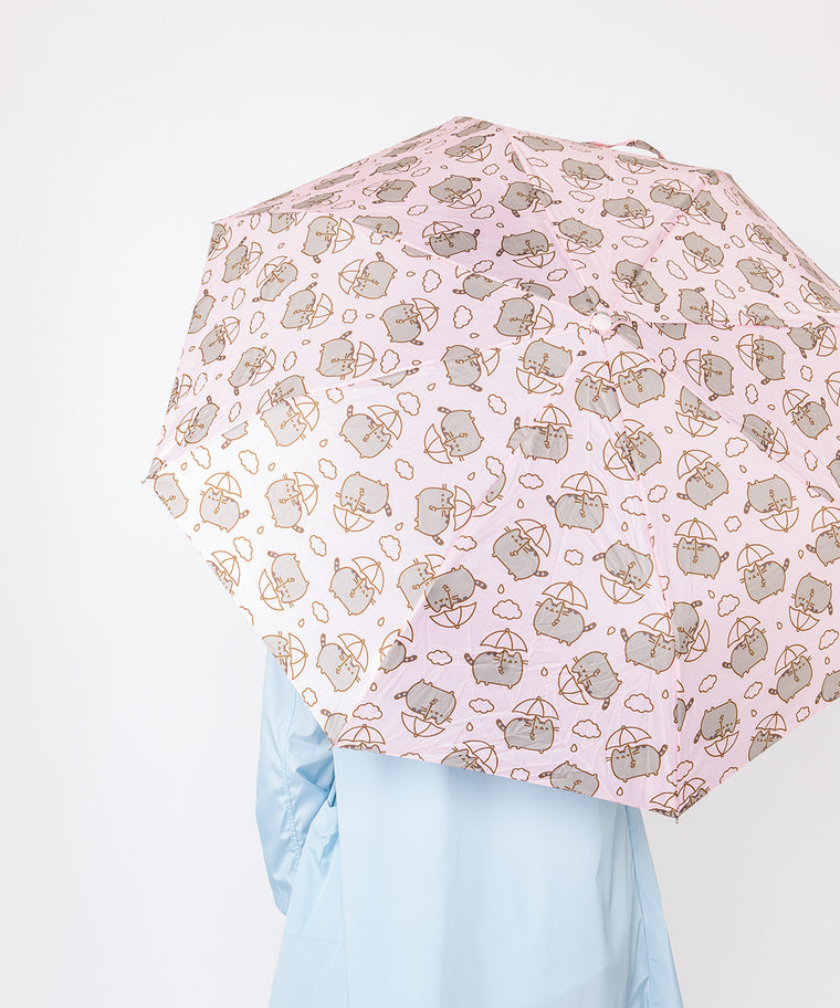 Pusheen Print Umbrella