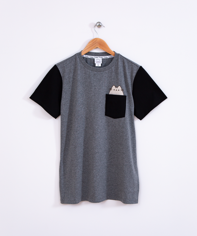 Pusheen Unisex Pocket Tee