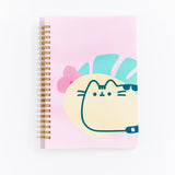 Pusheen Plant Spiral Notebook