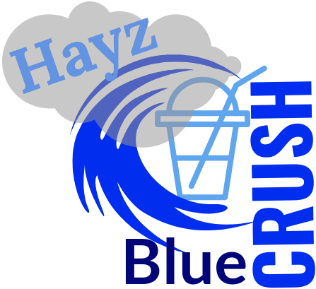 Hayz Blue Crush Vape Juice - Barrington, Nova Scotia, Canada