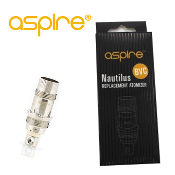 Aspire Nautilus BVC Coils 5pk - Lowest price online at VapeCloudz.ca