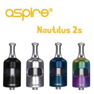 Aspire Nautilus 2s Tank - Lowest price online at VapeCloudz.ca