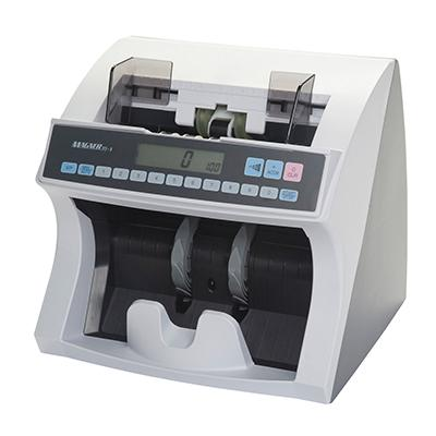 currency counters for banks from srs systems inc