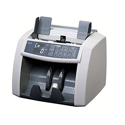 Laurel J-717 Currency Counters for banks from srs systems inc