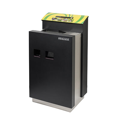 Magner 400 Series Self-Service Coin Centers for banks from srs systems inc