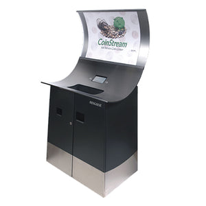 Magner 700 Series Self-Service Coin Centers for banks from srs systems inc