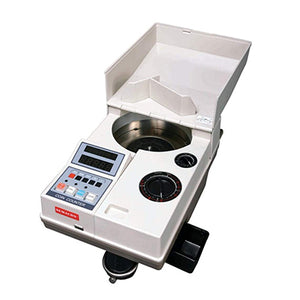 Semacon S-120 Coin Counters for banks from srs systems inc