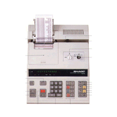 Sharp BE-2530 Reconditioned Equipment for banks from srs systems inc