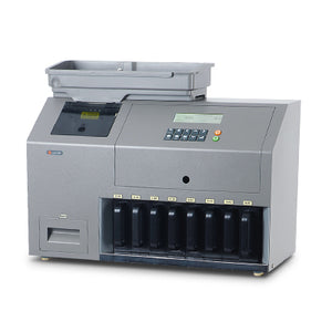 South Automation CMX30 Coin Counters for banks from srs systems inc