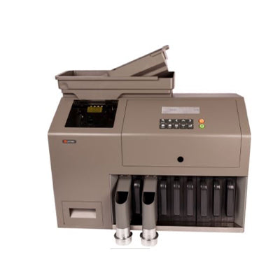 South Automation CMX32 Coin Counters for banks from srs systems inc
