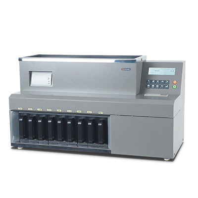 South Automation CMX40 Coin Counters for banks from srs systems inc