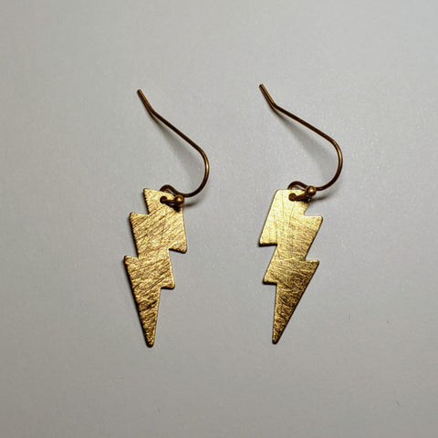 Accessories - Thunderbolt & Lightning Earring
