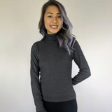 Basic Turtle Neck (Grey)