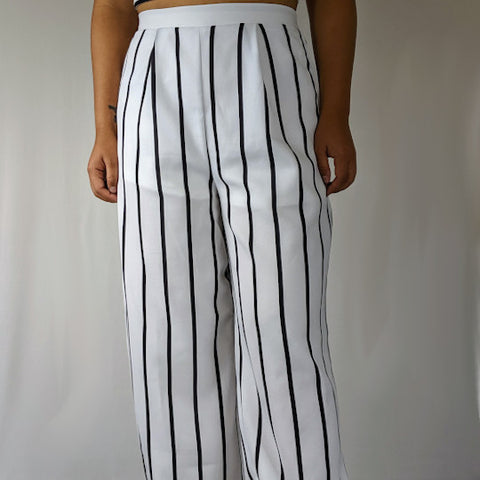 The Flow Stripe Pants