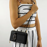 Accessories - Hold It Together Crossbody Wallet Bag (Other Color Available)